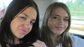 Watch on two stunning young babes wishing are driven to males