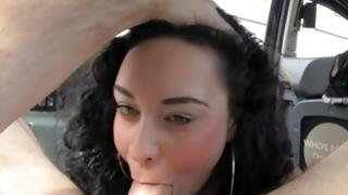 Hairy fabulous toddler hoe sucks on a coarse johnson