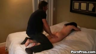 Immaculate free porn with elegant bitch
