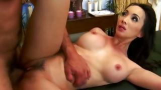 Charming Asian skank has fabulous hot raunchy intercourse