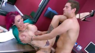 Great hooker with delightsome bumpers has thrilling action of take pleasure in