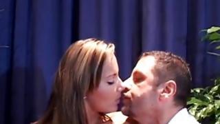 Exclusive lovebird is advancing a precious striking with her stiff gentleman